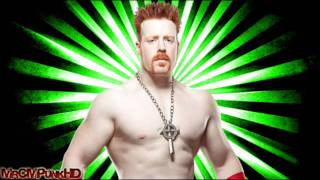 """WWE: Sheamus Theme """"Written In My Face"""" [CD Quality   Download Link]"""