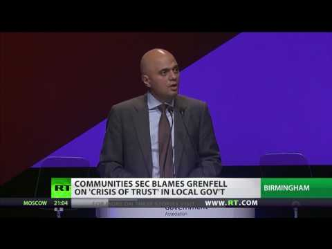"Javid: ""We must rebuild people's trust in local democracy"""
