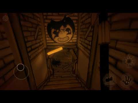 Sammy's Sanctuary! Bendy And The Ink Machine Mobile Chapter 2 (part 1)