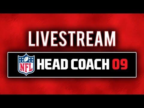 1st Place Falcons Continue Super Bowl Quest - NFL Head Coach 09