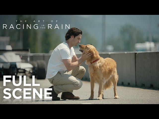 The Art of Racing in the Rain | Full Scene | 20th Century FOX