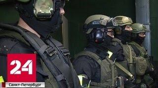 Впервые бойцы СОБРа отметили профессиональный праздник в составе Росгвардии