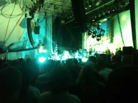 The Arcade Fire - Bank Of America Pavilion - 08/01/2010