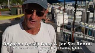 Boynton Beach Boats & Jet Ski Commercial 2017