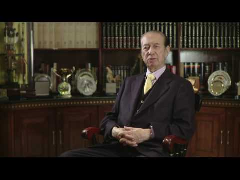 Interview With Dr. Stanley Ho