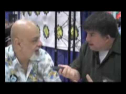 Word Balloon Moment With George Perez.mp4