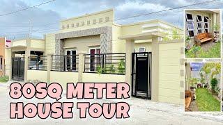 80SQ METER HOUSE TOUR | MODERN DESIGN HOUSE
