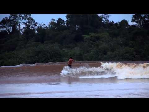 Bono Wave in Kampar River a Hidden Tourist Attraction