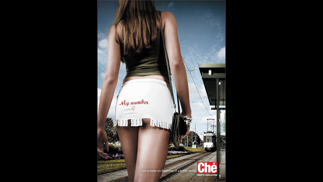of the most sexist modern print ads