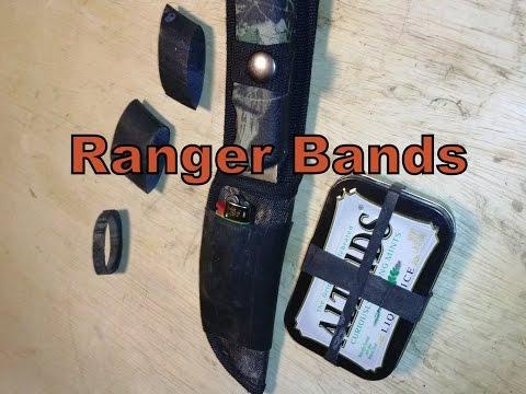 DIY Ranger Bands for Your Survival Gear