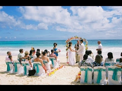 Cute Wedding in Cancun Mexico - Honeymoon (2015) [HD]