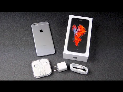 iphone 6s unboxing space grey youtube. Black Bedroom Furniture Sets. Home Design Ideas