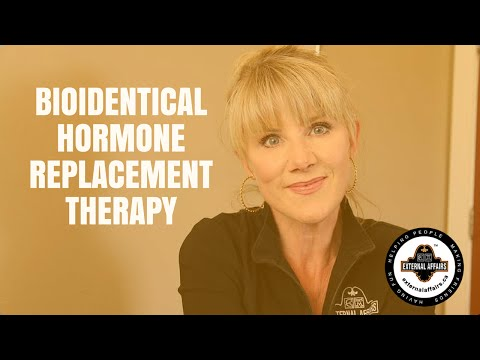 Bioidentical Hormone Replacement Therapy from YouTube · Duration:  4 minutes 10 seconds