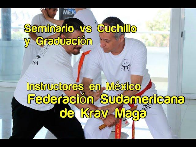 Seminario Defesa Vs Cuchillo y Graduación de Instructores FSAKM, Momento Histórico