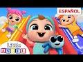 Incy Wincy Araña nos ayuda en el Parque | Bebé Juan en Español