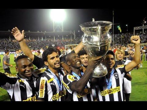 Campeonato Carioca 2013 - FINAL - Botafogo 1x0 Fluminense - Raulino de Oliveira