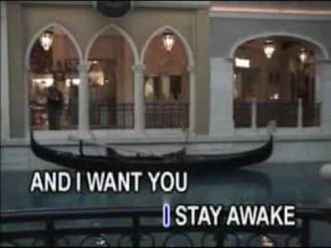 Stay Awake - Karaoke (Ronnie Laws)