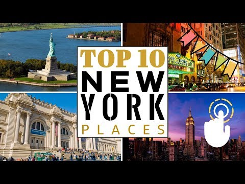 NYC Travel Guide - Top 10 Must Hit Places to Enjoy in New York City