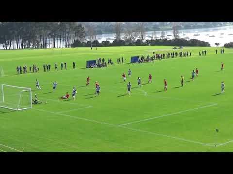 George Andrew (Center Back)  USA Soccer Recruitment Video