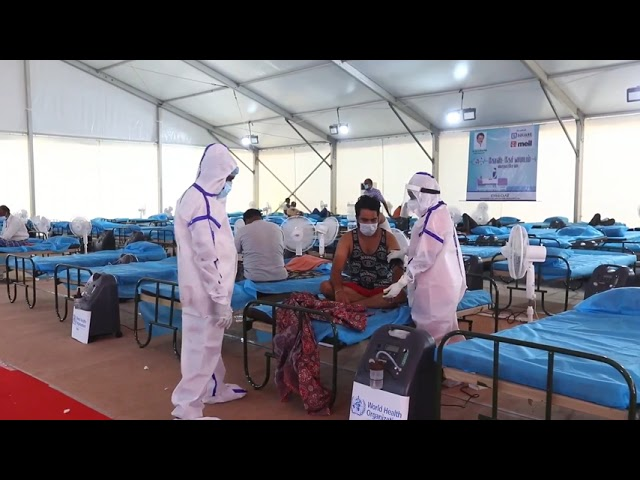 MEIL: 3000 Bed Facilities with Oxygen in Tamilnadu by MEIL to Mitigate Covid Crisis