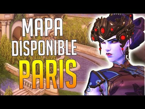 OVERWATCH: NUEVO MAPA DISPONIBLE PARIS!!! PRIMER GAMEPLAY e IMPRESIONES | Sr Jambo thumbnail
