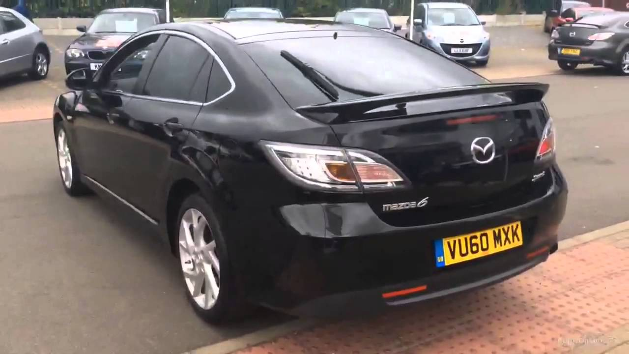 mazda 6 d sport black 2010 youtube. Black Bedroom Furniture Sets. Home Design Ideas