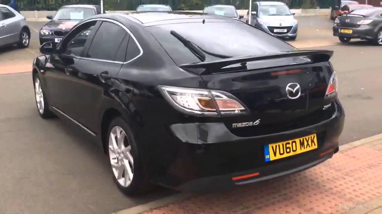 6 Dark Sport Black Mazda