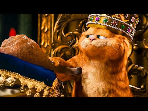 Call Me Your Highness Scene - GARFIELD 2 (2006) Movie Clip
