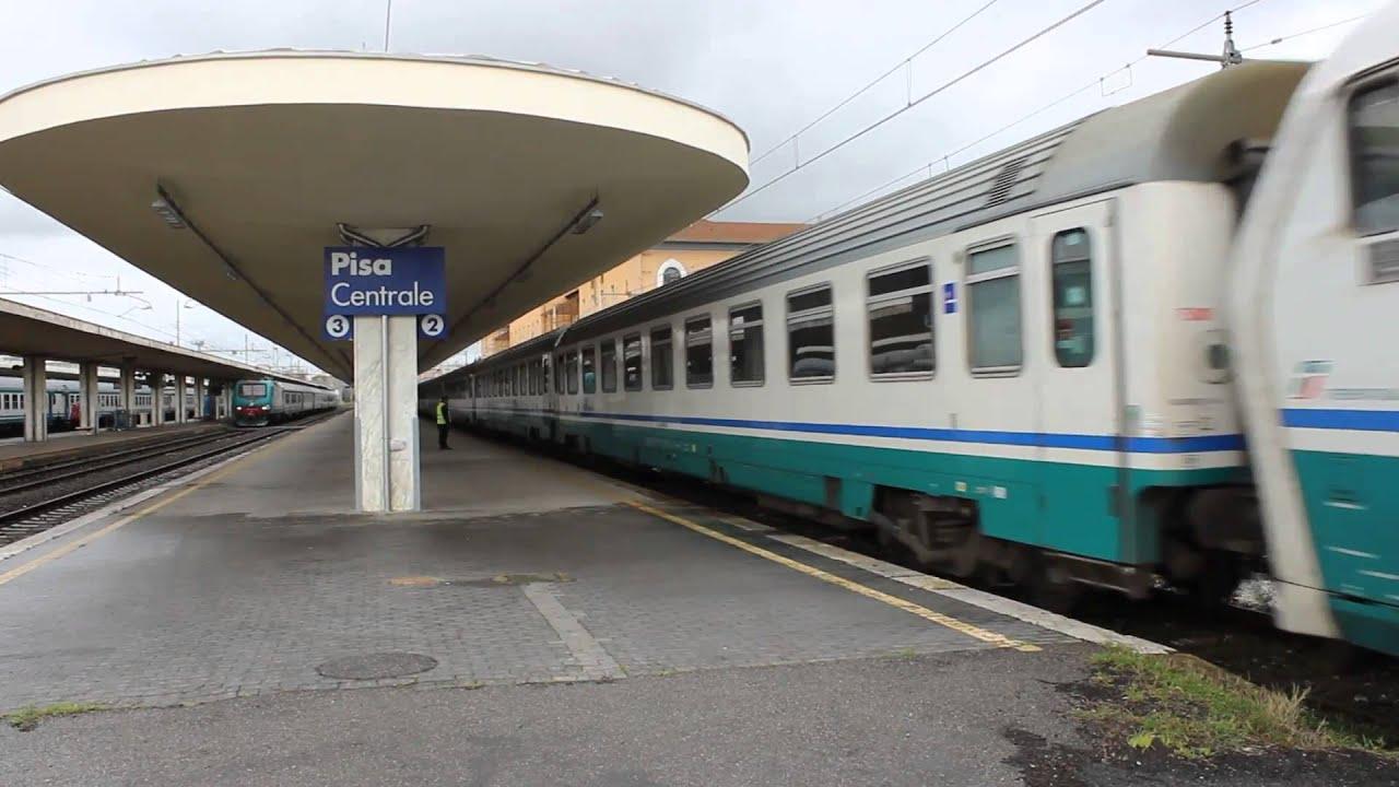 Trenitalia InterCity Ventimiglia - Roma Termini in ...