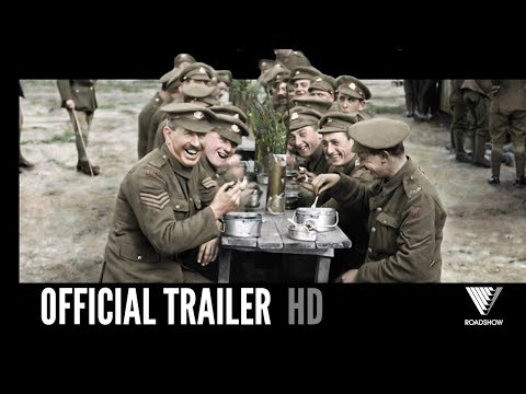 THEY SHALL NOT GROW OLD | Official Trailer | 2018 [HD]