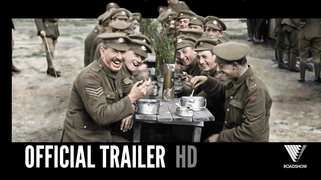 Download THEY SHALL NOT GROW OLD   Official Trailer   2018 [HD]