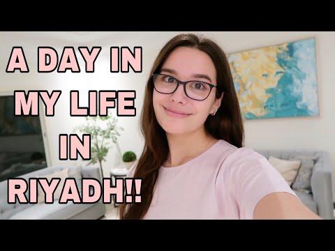 Day In My Life In Riyadh!!