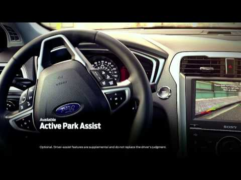 Ford Fusion Active Park Assist