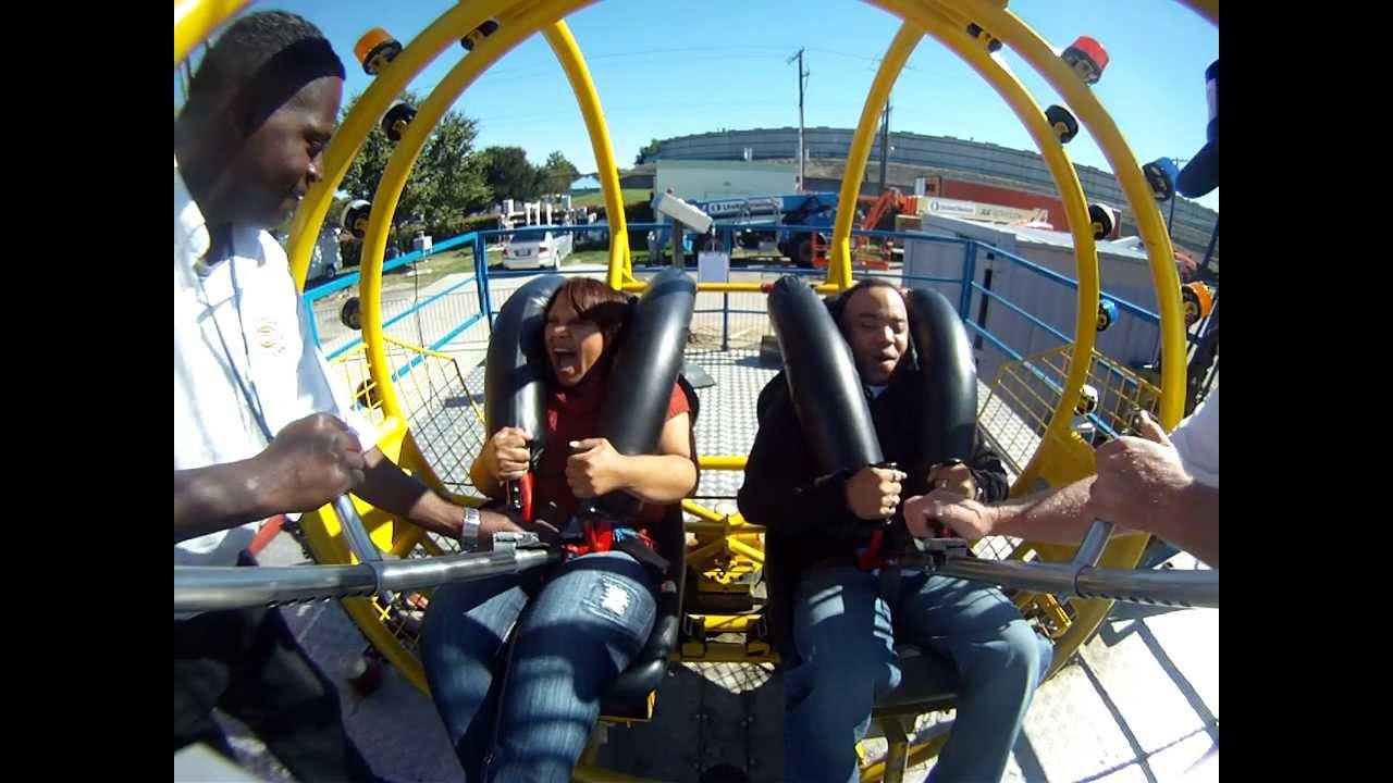 Slingshot ride