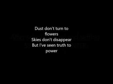 Truth to Power OneRepublic lyrics
