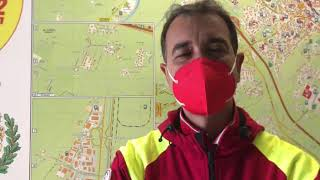 Esercitazione di protezione civile del Sae 112 Onlus a Termoli