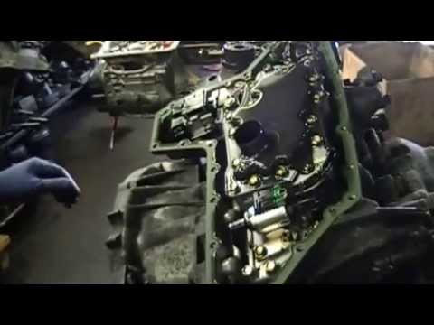 Nissan Murano Cvt Transmission Repair Part 1 Youtube