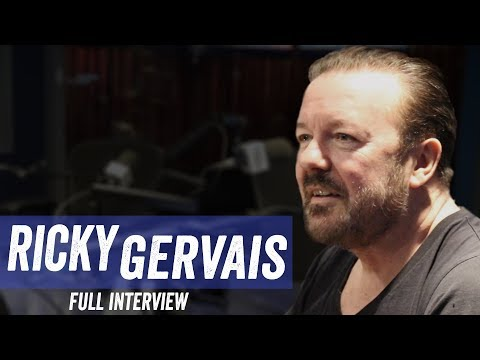 Ricky Gervais - 'Humanity', Time Travel, Award Shows - Jim Norton & Sam Roberts