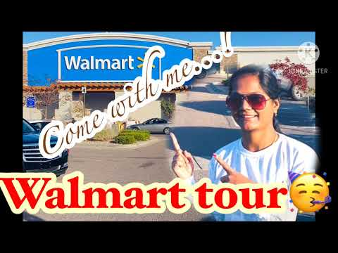 Walmart Tour In USA🇺🇸 # MY Favorite Shop#cheap Price#Good Quality# வால்மார்ட் டூர் போகலாம் வாங்க..