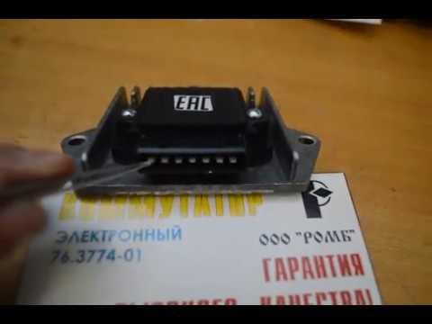 Электронный тахометр   наиболее точный измерительный прибор