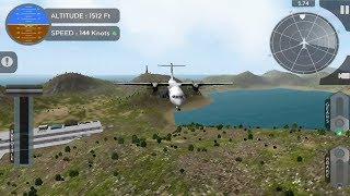 Avion Flight Simulator ATR 42 Android Game