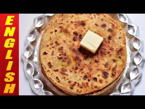 cheese paratha vah chef butter chicken recipe