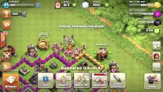 clash of clans- COC vid 1
