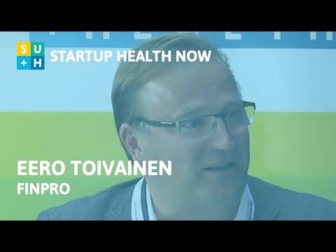 Announcing StartUp Health Finland - Eero Toivainen, Finpro: NOW! #51
