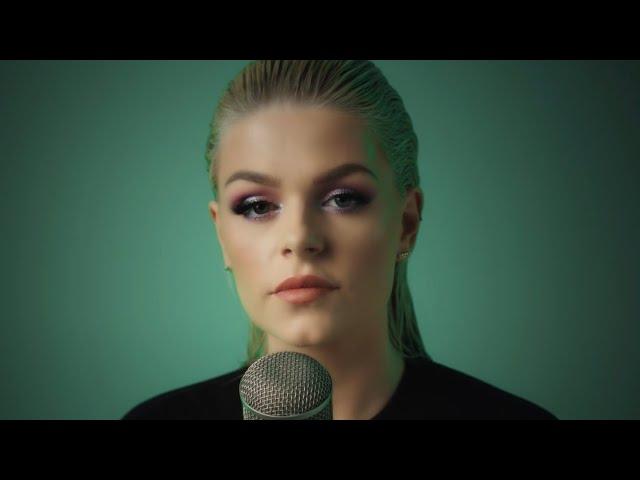 Lathi - Weird Genius ft. Sara Fajira (Cover By: Davina Michelle)