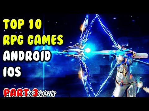 Best RPG Games Android 2018