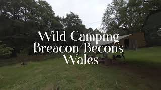 wild camping breacon becons wales