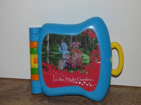 Inspiration Works In The Night Garden Story Case & Inspiration Works In The Night Garden Story Case - YouTube