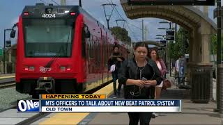 MTS officials introduce new security measures at transit stations