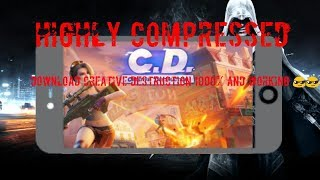 Fortnite best clone ever ...!!! creative destruction highly compressed only 600 mb 2000000% working